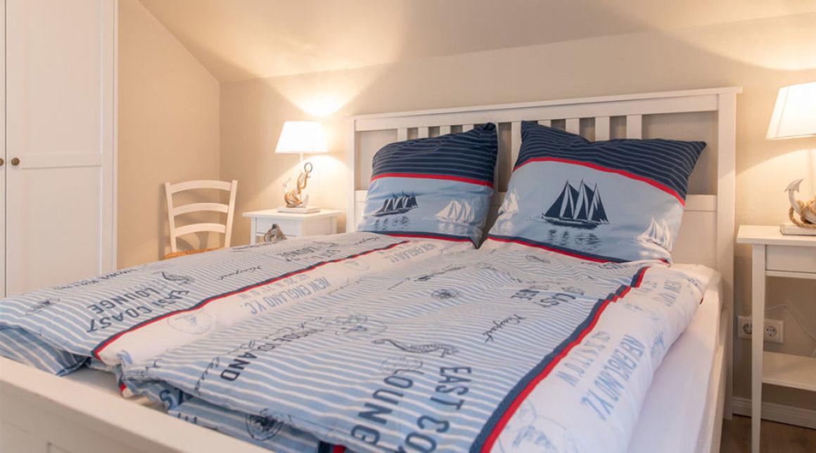 Moewe-Ferienwohnung-schlaftzimmer-villa-vineta