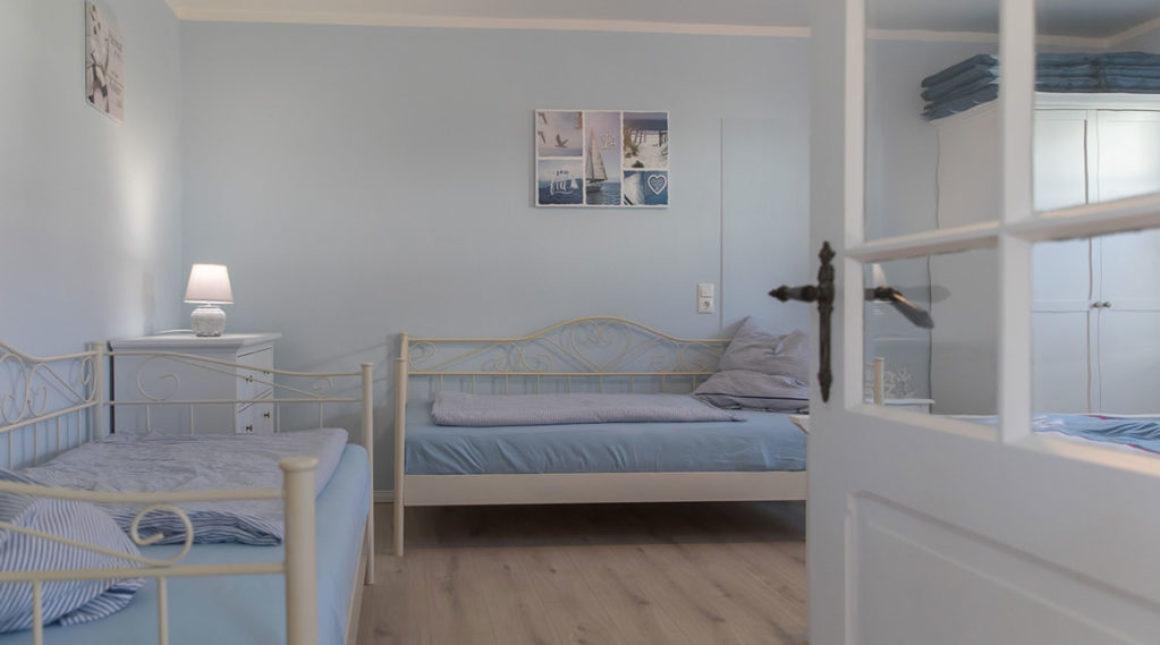Schwan-Ferienwohnung-schlafbereich-villa-vineta